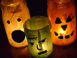 Halloween Jars Crafts by 8 Easy Ghoulish Diy Decor Objects For Halloween