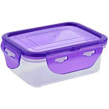 bulk sure fresh 11 oz square plastic food storage containers with