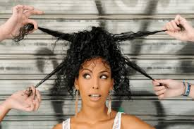 Styles To Wear While Transitioning To Natural Hair - 13 tips for transitioning to natural hair without the big chop