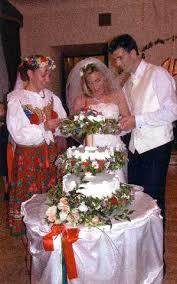 american wedding traditions wedding food and gifts versus american wedding