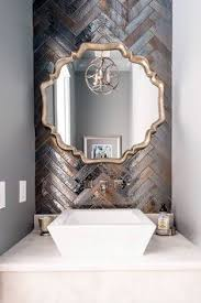 tiled bathrooms ideas 20 powder room ideas to you feel great subway tiles small
