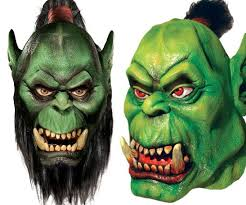 Warcraft Halloween Costume Orc Masks