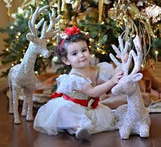 flower girl christmas ornament christmas dress gold christmas dress flower girl dress