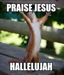 Praise Jesus Meme - meme creator praise jesus hallelujah meme generator at