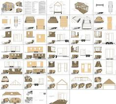 100 tiny house blueprints taking a tiny house off grid home