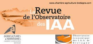 chambre r馮ionale d agriculture bretagne la revue de l observatoire des iaa n 123 octobre 2016 extrait