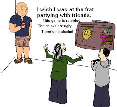 cartoon no alcohol fa fashion