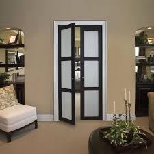 Espresso Closet Doors Elevate Your Room By Swapping Your Standard Bedroom Door With