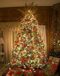 awesome picture of gold tree decorations fabulous