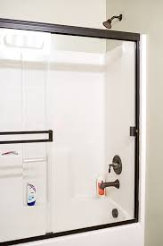 How To Keep Shower Door Clean To Clean Glass Shower Doors Ask