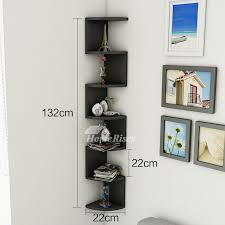 kitchenshelves com mounted kitchen shelves corner wooden decorative black red blue