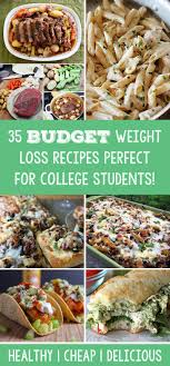Cheap Healthy Food To Buy For College Students