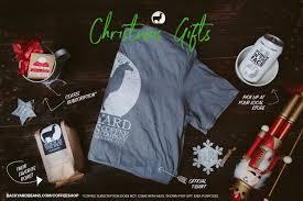 Backyard Gift Ideas Christmas Coffee Gifts Backyard Beans Coffee Co U2014 Backyard