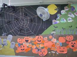 cute halloween classroom decorations