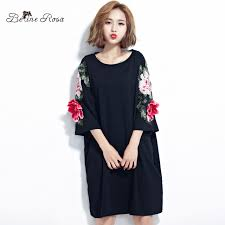 aliexpress com buy belinerosa plus size women dresses 2017