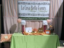 bridal wedding planner furbishaustin bridal show booth for stratford events featuring