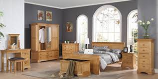 OAKEA Furniture Quality Furniture For Bedroom Dining Room And - Oak bedroom furniture uk
