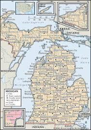 Kalamazoo Michigan Map by Historical Michigan Map Atlas U0026 Dot Highway Map Collection