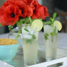 best mojito recipe with mint simple syrup
