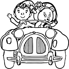 cool noddy cartoon coloring pages check more at http