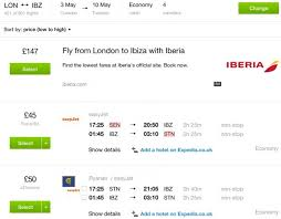 ibiza all inclusive from 155pp incl flights hotel
