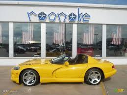 Dodge Viper Colors - 2002 viper race yellow dodge viper rt 10 25999643 gtcarlot com