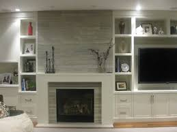 ideas wondrous travertine tile over brick fireplace finished my