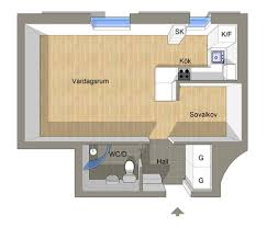 in law apartment floor plans tiny studio apartment with swedish charm