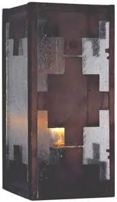 Sconce Outdoor Prescott Handmade Electric Copper Wall Sconce Outdoor Light