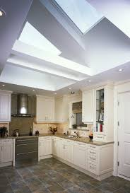 Interior Decoration Of Home Decorations Modern Skylight In Home Kitchen Decoration With Round