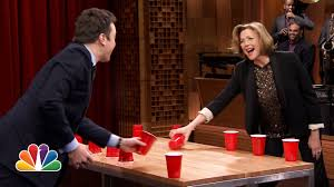 Flipping Out Ryan Brown by Flip Cup With Annette Bening Youtube