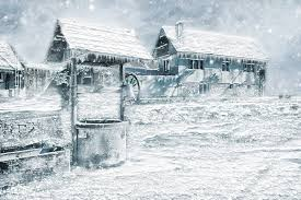 Winter House Free Photo Winter House Well Snow Art Free Image On Pixabay