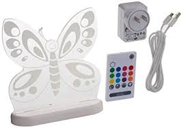 aloka sleepy lights butterfly sleepy light remote