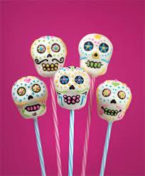 sugar skull molds sugar skull cake pops by bakerella inspired home candy