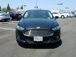 2014 black ford fusion titanium black ford fusion in washington for sale used cars on buysellsearch