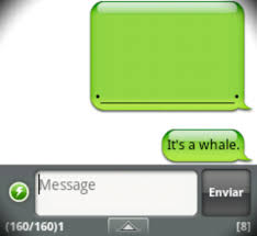 Iphone Text Memes - image 172198 iphone whale know your meme