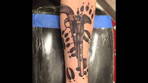 50 attractive hunting tattoo designs and ideas youtube