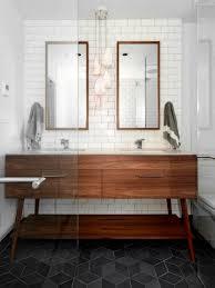 bathroom wonderful mid century modern bathroom vanity ideas with