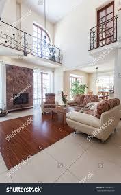 classy house interior elegant living room stock photo 132993377