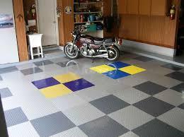 Best Garage Floor Tiles with Applying Stick On Floor Tiles Design