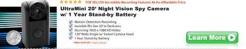 bedroom spy cams night vision spy cameras hidden will see in total darkness