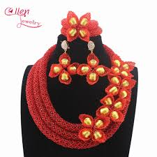 popular luxury nigerian wedding accessories african buy cheap