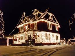 Outdoor Christmas Light Ideas by Outdoor Holiday Lighting Ideas Old Fashioned Tudor House With