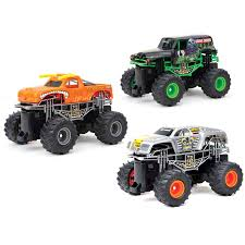 grave digger radio control monster truck rc vehicles toys r us australia join the fun