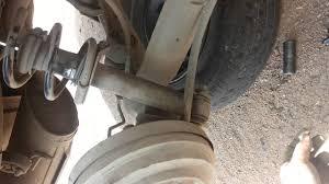 nissan almera por partes cambio amortiguador completo trasero sentra nissan 1997 youtube