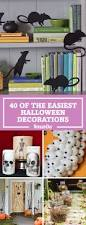 Decorating The House For Halloween 50 Easy Halloween Decorations Spooky Home Decor Ideas For Halloween