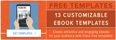 format for ebook publishing how to create an ebook from start to finish free ebook templates