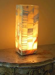 amazon com egyptian alabaster mosaic lamp home u0026 kitchen