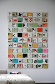 best 25 wall installation ideas on pinterest british artists michael cutlipgrid work michael cutlip nice way to display an array of tiny canvases