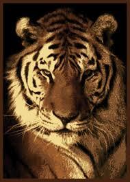 Animal Area Rug United Weavers Area Rugs Legends Rugs 910 02450 Tiger Portrait